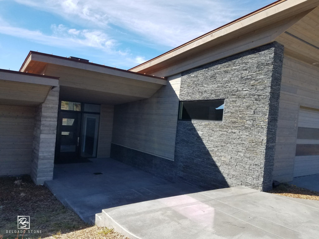 Volcanic Ash House