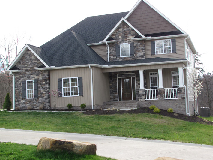 masonry home design