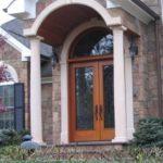 custom door entrance